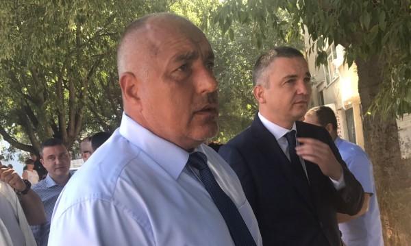 Борисов: Ако тол системата не стартира в понеделник, прави я държавата