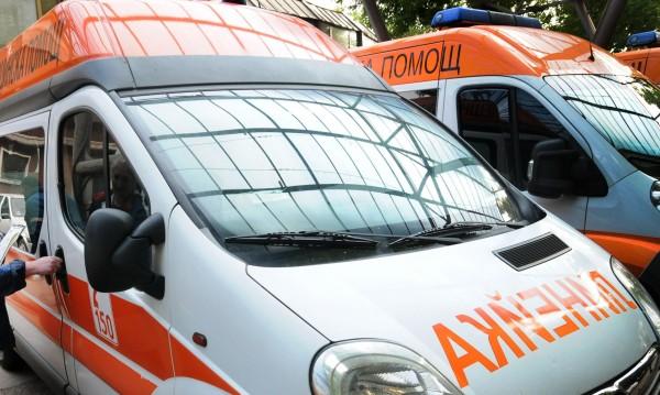 Пак бити медици от Спешна помощ, този път в Сливен