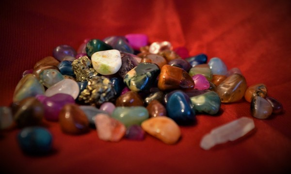 Пари, късмет... Кои камъни имат положителни вибрации?