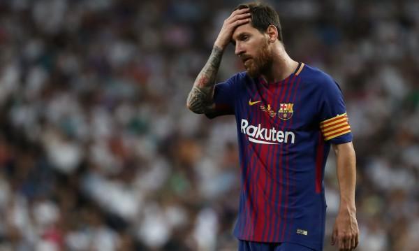Меси и Неймар изказаха съболезнования на Барселона
