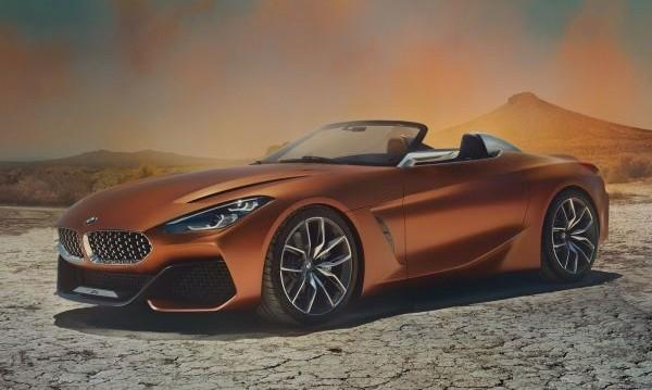 Z4 Concept. Това ли е най-красивото BMW?