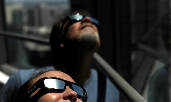 След 99 г.: САЩ в очакване на пълното слънчево затъмнение