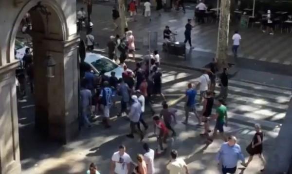 Нападателят от Барселона – застрелян край Камбрилс