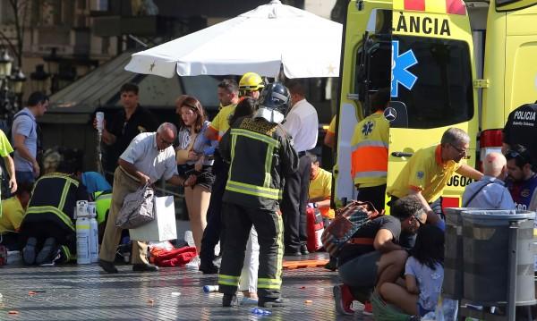 12 от ранените в Барселона остават в критично състояние