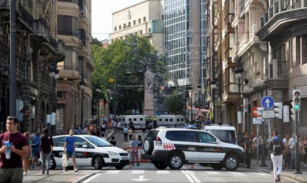 Атаката в Испания: Мишена и катедралата Sagrada Familia