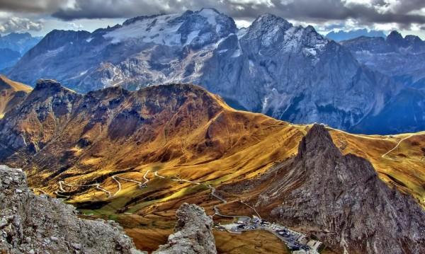След инфаркт: Българин почина при изкачване на Доломитите