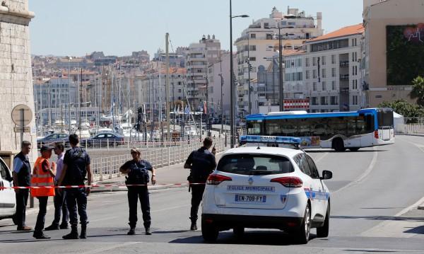 Инцидентите в Марсилия не са смятани за тероризъм