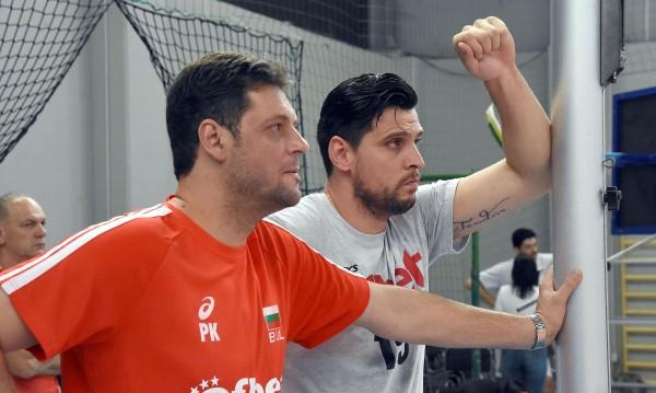 Пламен Константинов определи състава за Евро 2017