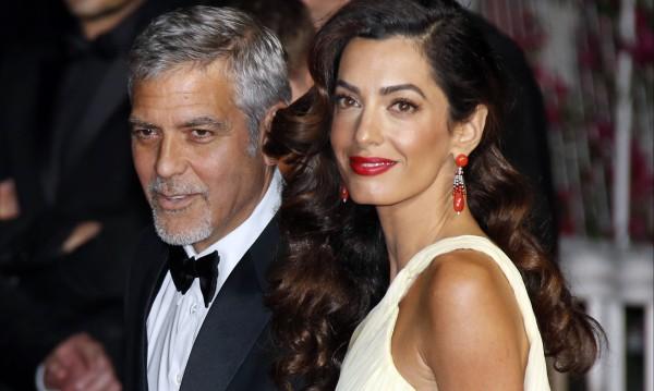 Амал Клуни – слаба и уморена... мама