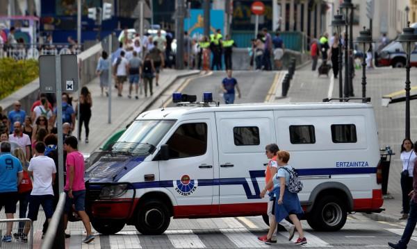 Арестуваха нападателя от Барселона