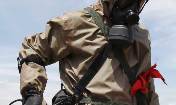 Доставки от КНДР за сирийска агенция за химически оръжия