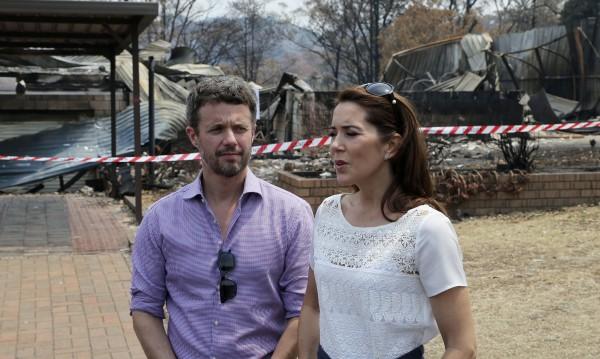 Не пуснаха датския принц Фредерик в бар в Австралия