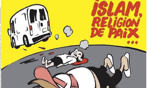 """""""Шарли ебдо"""" запали полемика: Ислямът, религия на вечния мир!"""