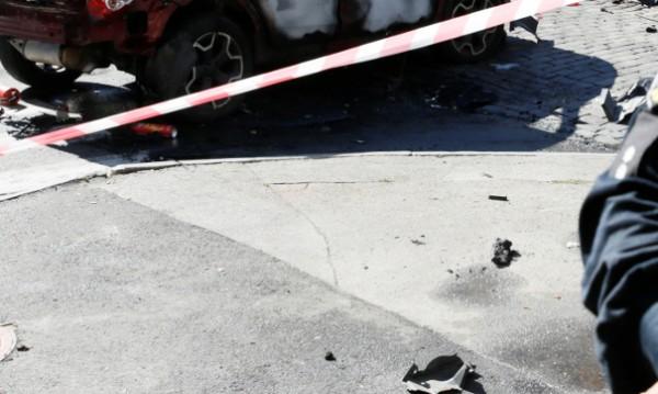 Двама ранени при експлозия в центъра на Киев