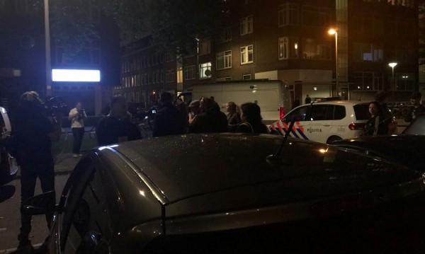 Освободиха шофьора на бус, задържан за терористичната заплаха в Ротердам