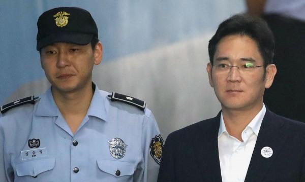 5 години затвор за шефа на Samsung Лий Дзие Юн