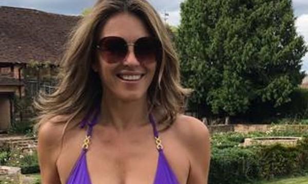 Лиз Хърли: И на 52 години с перфектно тяло