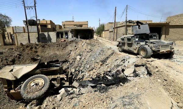 Двама ключови френски министри на визита в Ирак