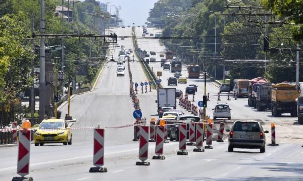 Ремонтът свърши: Пускат изцяло движението по Орлов мост