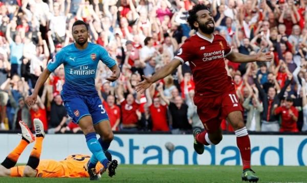 Ливърпул се подигра на трагичен Арсенал