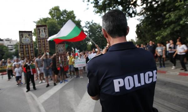 В Асеновград отново на протест, не са доволни от мерките