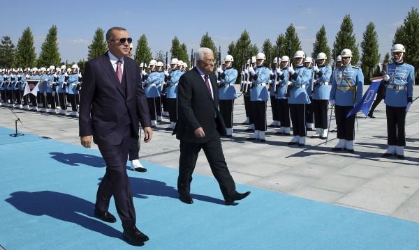 Ердоган в подкрепа на Палестинска държава със столица Ерусалим