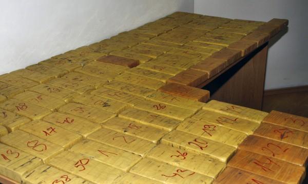 Турци опитаха да вкарат 52 кила хероин за 2 млн.
