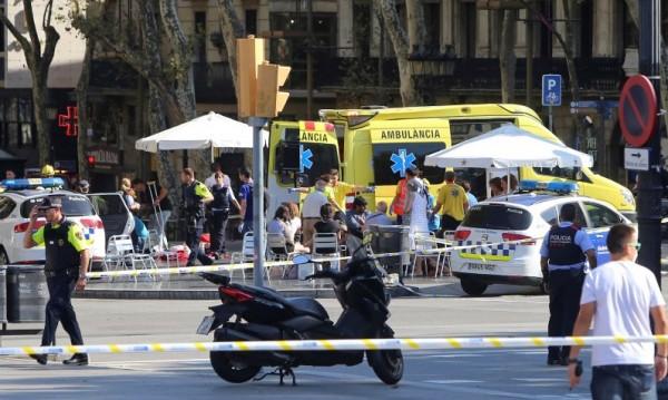 В Мароко арестуваха двама, свързани с ада в Барселона