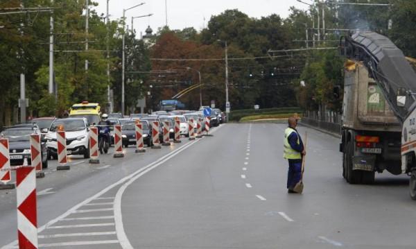 Обещание: Край на пътните ремонти до 15 септември