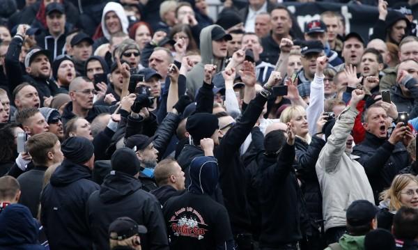"""Германските """"райхсбюргери"""" – опасни неонацисти, заговорници..."""