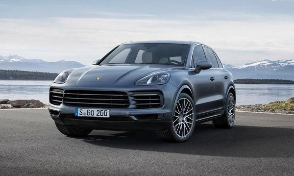 Porsche вдигна завесата на новия Cayenne