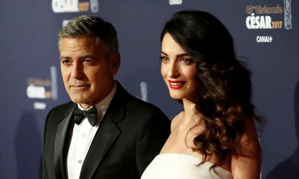 Клуни за бащинството: Да отговаряш за други е ужасно!