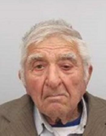 88-годишният Петър от Сандорово изчезна, МВР го търси