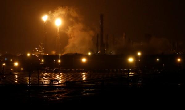 Две експлозии в химически завод в Тексас
