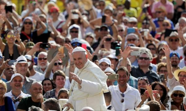 Папата откровено: За жените, комунизма, психоанализата