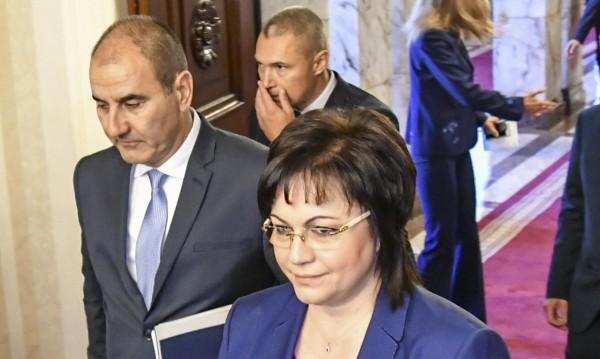 БСП: Три условия за общ антикорупционен закон с ГЕРБ