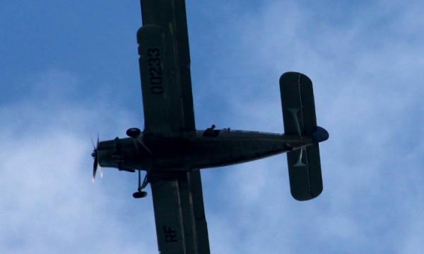 Самолет Ан-2 се разби на авиошоу край Москва