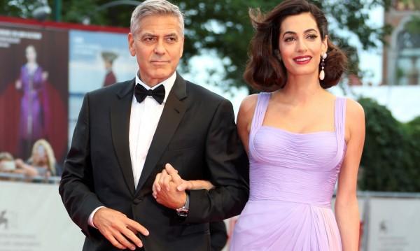 Джордж Клуни: Тъмен облак е надвиснал над САЩ