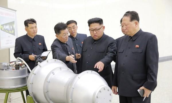 Пхенян с 6-и ядрен опит, 6,3 по Рихтер разтресе Северна Корея