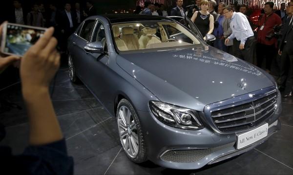 Без дизелови версии на E-класите на Mercedes-Benz