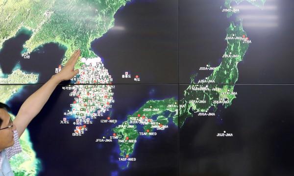 Експлозията днес - 8 пъти по-мощна от тази в Хирошима