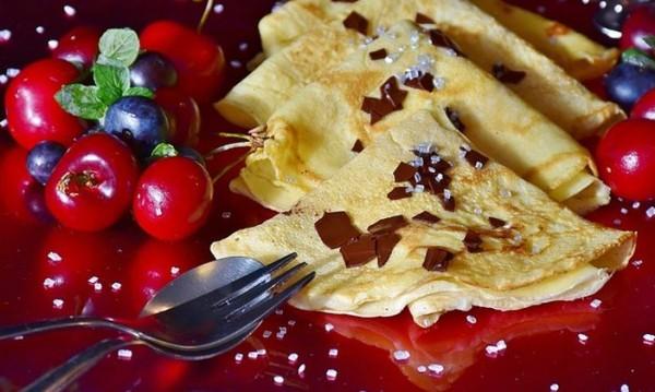 Рецептата Dnes: Палачинка със сладко от вишни
