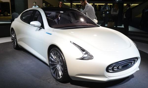 Thunder Power: Китайци дишат във врата на Tesla
