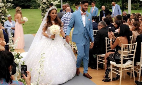 Наследник на модна империя в Индия вдигна сватба за ?1 млн.
