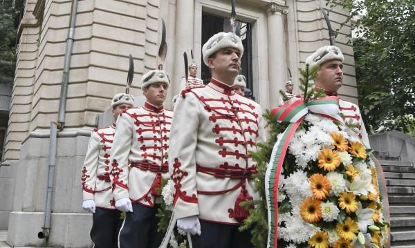 Честит празник! Честваме 132 години от Съединението