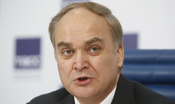 Руският посланик в САЩ - в черния списък на ЕС