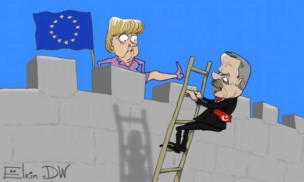 Искрено и честно: Тази Турция не е за Европейския съюз!