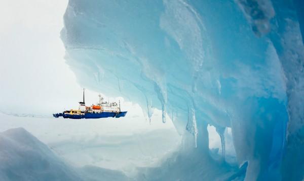 В ледените пещери в Антарктида – до 25°C