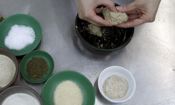 Кюфтета в Швейцария – ориз, зеленчуци и... насекоми