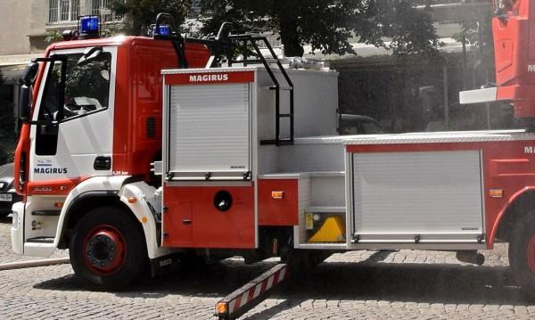 Двойно повече пожари в Ловешка през тази година